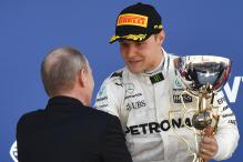 Mercedes' Valtteri Bottas Wins Russian Grand Prix