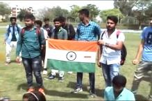 'ABVP Men' Kick Kashmiri Students Out of Football Match at Jammu Varsity