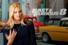 Great Opportunity: Charlize Theron on Playing a Villain in Fast And Furious 8