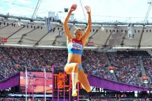 Chernova Loses Beijing Heptathlon Bronze For Doping