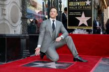 Chris Pratt Honoured With Star on Hollywood Walk of Fame