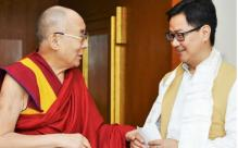Don't Politicise His Holiness The Dalai Lama's Visit, Says Kiren Rijiju