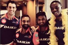 IPL 2017: Delhi Daredevils Boys Train Hard, Party Harder