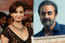 Dia Mirza Upset Over 'leak' of Ranbir Kapoor's Look From Sanjay Dutt Biopic