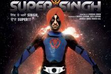Super Singh Poster: Diljit Looks Like The Perfect 'Desi' Superhero With a Turban