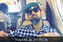Phillauri Star Diljit Dosanjh Owns a Private Jet And You Can't Miss These Photos