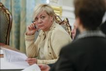 Ukraine President's Grip Weakens as Central Bank Chief Quits