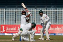 1st Test: Chase, Dowrich Engineer Windies Revival After Amir Show