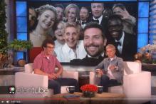 Ellen DeGeneres Strikes a Deal with Wendy's Nugget Kid Not to Surpass Her Retweet Record