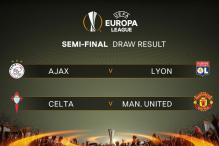 Europa League: Manchester United To Face Celta Vigo In Semis