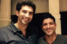 Farhan Akhtar Posts Photo With Aditya Roy Kapur; Quashes Rumour Of A Tiff