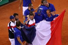 Davis Cup: France Into Semis After Doubles Win Against Britain