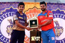 In Pics: GL vs KKR, IPL 2017, Match 3