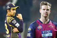 IPL 2017: Resurgent Pune Face Formidable Kolkata