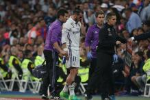 Zinedine Zidane Unsure When Gareth Bale Will Return From Injury
