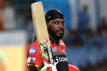 IPL 2017: GL vs RCB - Star of the Match - Chris Gayle