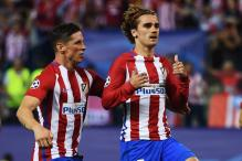 Griezmann Scores as Atletico Madrid Beat Leicester 1-0