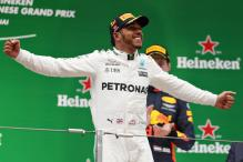 Lewis Hamilton Roars to Victory at Chinese Grand Prix