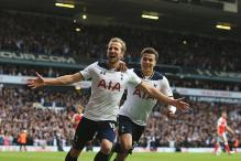 Harry Kane Slams Four as Tottenham Thrash Leicester