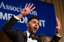 'Indian-American Muslim Kid' Hasan Minhaj Defies Orders to Roast Trump