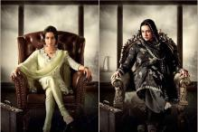 Haseena New Poster Shows the Transition of Shraddha's Character Into a Dreaded Gangster