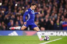 Eden Hazard Key to Chelsea Success, Says Thibaut Courtois