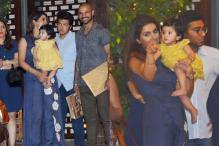 At Mukesh Ambani's Party, Harbhajan Singh's Daughter Hinaya Steals The Show