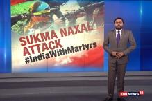 India360: 25 CRPF Men Killed in Encounter With Maoists at Sukma