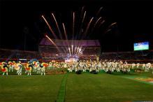IPL 2017 Opening Ceremony from MCA Stadium, Pune