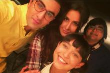 Ranbir Kapoor, Katrina Kaif Pose For a Fun Picture With Sayani Gupta