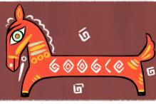 Google Doodle Celebrates Jamini Roy Art on His 130th Birth Anniversary
