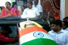 Fighting for AIADMK's Legacy, OPS Camp Parades 'Amma' Coffin in RK Nagar Bypoll