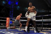 Anthony Joshua Defeats Klitschko in World Heavyweight Epic
