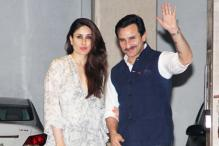 Kareena Kapoor, Saif Ali Khan Are Literally Glowing At Babita's Birthday Bash