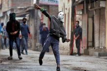 Clashes Between Students and Security Forces in Kashmir's Anantnag, Baramulla