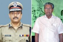 Setback for Pinarayi, SC Orders Him to Reinstate Sacked DGP Senkumar