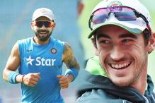 Mitchell Starc Ends Up Sending Messages to 'Wrong' Virat Kohli