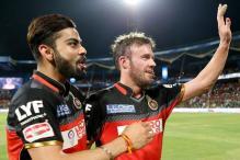 Virat Kohli, AB de Villiers to Return for RCB's Next Match?