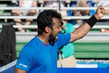 Leander Paes Wins First Title of Season in Leon Challenger Tournament