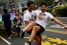 Married LGBT Adults Are Healthier, Happier: Study