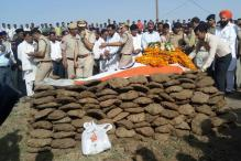 Sukma Attack: Jawans Killed in Naxal Attack Cremated With State Honours