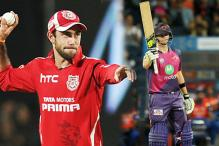 IPL 2017: Pune, Punjab to Battle for Play-offs Berth