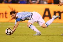 Messi Shouldn't Suffer Argentina Burden: Sampaoli