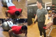 Union Ministers Kiren Rijiju, Rajyavardhan Rathore Are Giving Us Major Fitness Goals