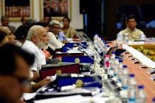 PM Hails GST Consensus at NITI Aayog Meet; No Show by Kejriwal, Mamata