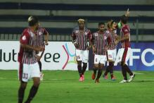 AFC Cup: Mohun Bagan Go Down to Mazia by Solitary Goal