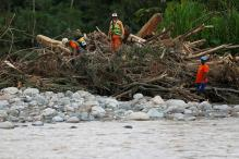 254 Dead in Colombia Mudslides Including 43 Children, Says President