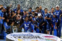 Mumbai Indians Celebrate 10 Years of Indian Premier League