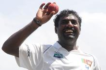 Sehwag Wishes 'Great Man' Muralitharan on his Birthday