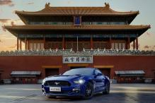 The Ford Mustang Races to the Top Spot
